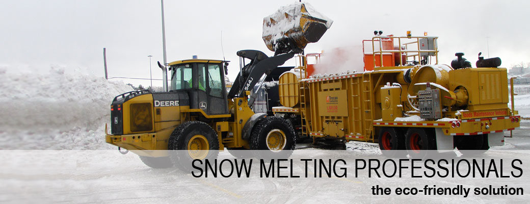 Snow Melting Services